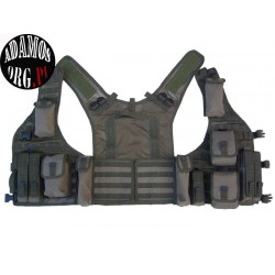 SPECIAL VEST OF HELICOPTER PILOT
