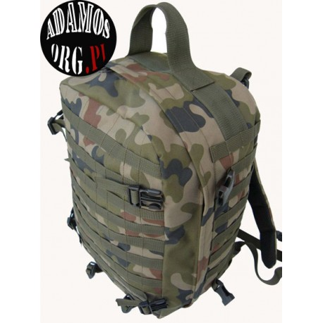 "THE PATROL BACKPACK ""MOKRA"""