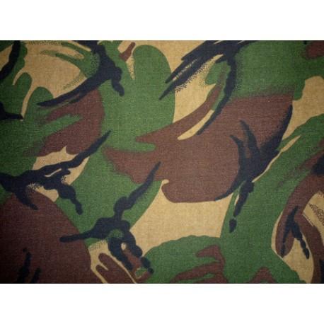 DPM Camouflage Cordura