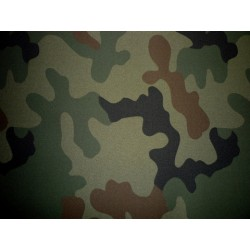 Camouflage Pattern 93 Poliester